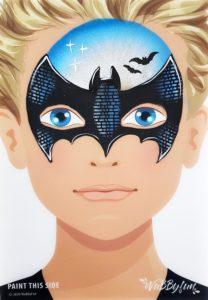 kindergrime batman