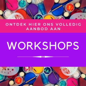 kindergrime workshops